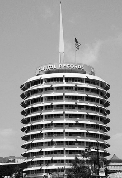 Photo of Capitol Records Building